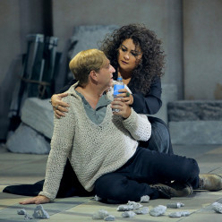 Andreas Schager et Elena Pankratova - Parsifal par Uwe-Eric Laufenberg