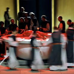 Parsifal par Uwe-Eric Laufenberg