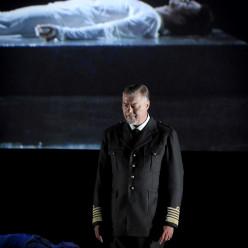 René Pape - Tristan et Isolde par Peter Sellars et Bill Viola