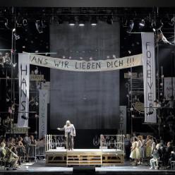 Les Maîtres Chanteurs de Nuremberg par David Bösch