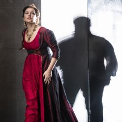 Virginia Tola - Tosca par Claire Servais
