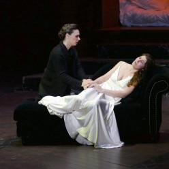 Carine Séchaye & Nicole Car - La Traviata par Renée Auphan