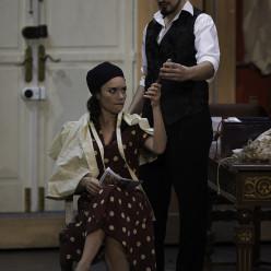Ginger Costa-Jackson & Vincenzo Nizzardo - Le Barbier de Séville par Adriano Sinivia