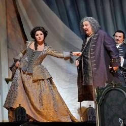 Anna Netrebko & Ambrogio Maestri - Adriana Lecouvreur par David McVicar