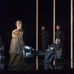 Tosca par Paul-Émile Fourny