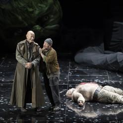 Tom Fox, Dan Karlström et Taras Shtonda - Siegfried par Dieter Dorn