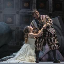 Ekaterina Siurina & Fabián Veloz - Rigoletto par Jorge Takla