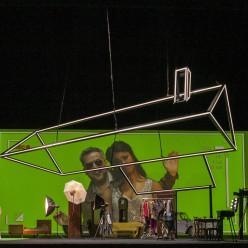 Christian Senn (Dottor Malatesta), Pretty Yende (Norina) - Don Pasquale par Damiano Michieletto