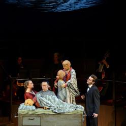 Beth Moxon & Alexandre Pradier - Le Retour d'Ulysse dans sa patrie par William Kentridge