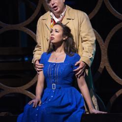 Nadine Sierra & Roberto Frontali - Rigoletto par Michael Mayer