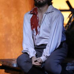 Marcelo Puente - Tosca par Pierre Audi