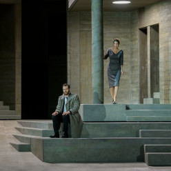 Philippe Sly et Nicole Car dans Don Giovanni