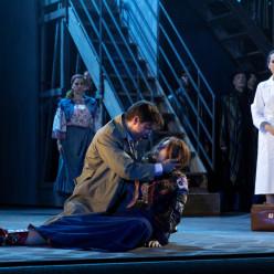 Sébastien Guèze, Mireille Lebel et Gabrielle Philiponet -  Carmen par Paul-Émile Fourny