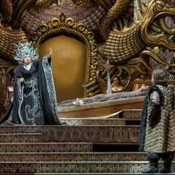María Guleghina & Kristian Benedikt - Turandot par Roberto Oswald