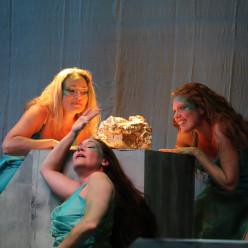 Katarina Böhm, Alexandra Büchel, Elisabeth Leyser - L'Or du Rhin en Dalécarlie