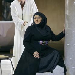 Ryan McKinny et Elena Pankratova - Parsifal par Uwe-Eric Laufenberg à Bayreuth