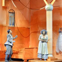 Klaus Florian Vogt et Camilla Nylund - Lohengrin par Yuval Sharon à Bayreuth