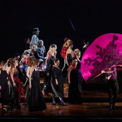 La Traviata par Paco Azorín