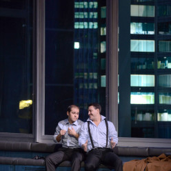 Schrott et Sâmpetrean dans Don Giovanni
