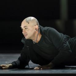 Franco Fagioli - Agrippina par Barrie Kosky