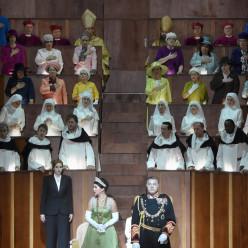Eve-Maud Hubeaux, Aleksandra Kurzak & René Pape - Don Carlo par Krzysztof Warlikowski