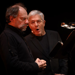 Denis Podalydès & Didier Sandre