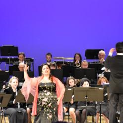 Ainhoa Zuazua Rubira - Orchestre d'harmonie de Vichy