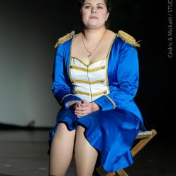 Anaïs Constans dans La Fille du régiment