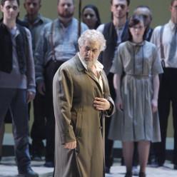 Placido Domingo dans Nabucco