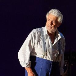 Plácido Domingo - Nabucco par Günter Krämer