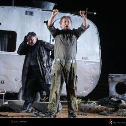 Andreas Conrad & Andreas Schager - Siegfried par Robert Carsen