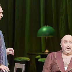 Adam Plachetka, Nicola Alaimo - Don Pasquale par Irina Brook