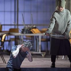 Georg Zeppenfeld & Elīna Garanča - Parsifal par Kirill Serebrennikov