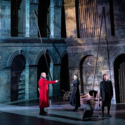 Wojtek Smilek, Gabrielle Philiponet, Charles Rice - Don Giovanni par Frédéric Roels