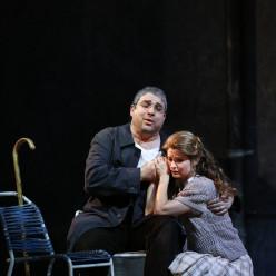 Boaz Daniel & Rebecca Nelsen - Rigoletto par Stephen Langridge
