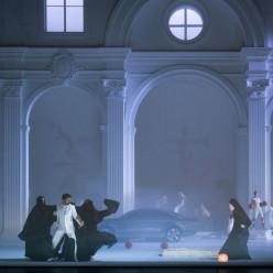 Vito Priante, Davide Luciano & Nadezhda Pavlova - Don Giovanni par Romeo Castellucci