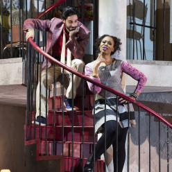 Arduini et Yende dans le Barbier de Séville