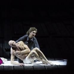 Bo Skovhus et Annette Dasch dans Lear