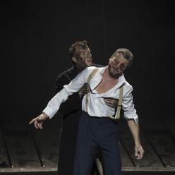 Lauri Vasar et Andrew Watts dans Lear