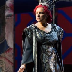 Virginia Tola dans Nabucco