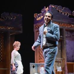 Julie Boulianne et Juan Jose De Leon dans La Cenerentola par Sandrine Anglade