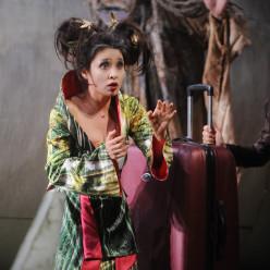 Yuree Jang - L'Italienne à Alger par David Hermann