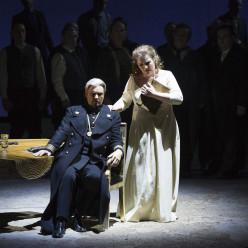 Cécile Perrin et Nicolas Cavallier Lohengrin à Saint Etienne