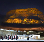 Hommage à Nicolas Joël en 10 spectacles : Tosca en Israël