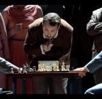 Le Jour d'échecs à l'Opéra