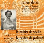 Série Hommage à Renée Doria, soprano centenaire (1921-2021) :