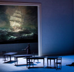 Le Vaisseau fantôme vogue en #AirduJour sur la saison à l'Opéra de Paris