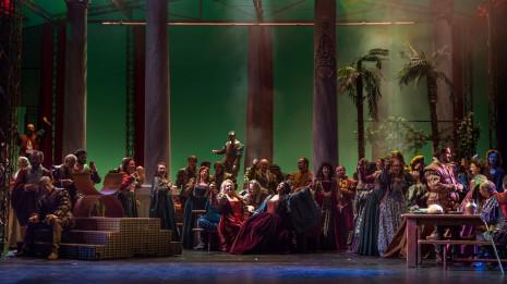 Otello de Verdi à Liège (intégrale)
