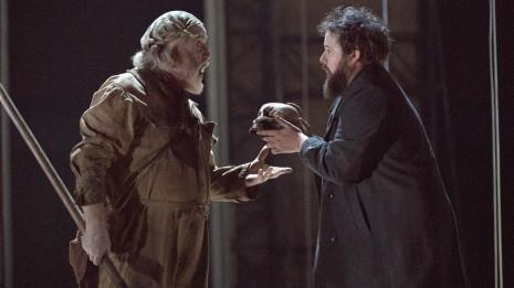 Hamlet, opéra contemporain de Brett Dean (intégrale)