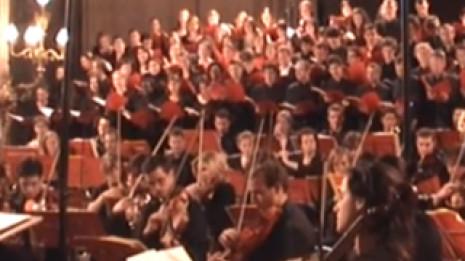Danses Polovtsiennes du Prince Igor avec l'Orchestre et Choeur des universités de Paris